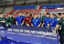 futsal euro 2022 italia