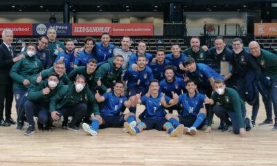futsal euro 2022 nazionale italiana