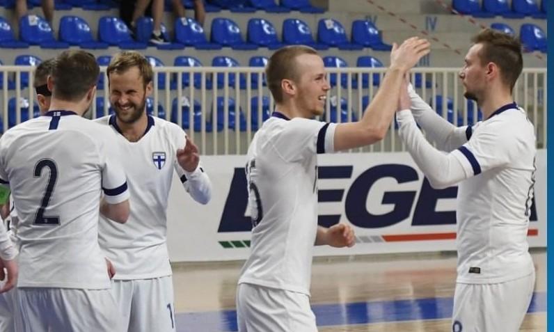 finlandia futsal euro 2022