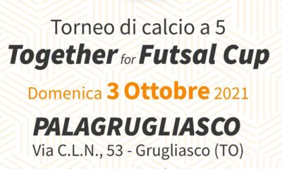together for futsal cup